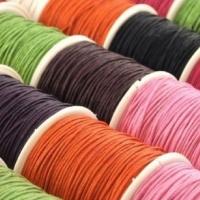 Shamballa šnúrky nylonové 1,5 mm