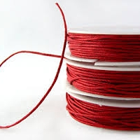 Šnúrky, drôty, gumy