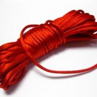 Shamballa šnúrky saténové 1,5 mm