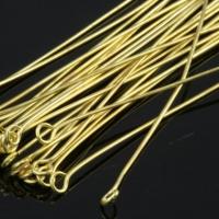 Ketlovacie ihly zlaté - 40 mm