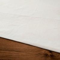 Bavlnená látka - Biela - 150 gramová - špeciálna ponuka - cena za 1 meter