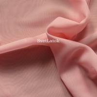 Šifón ružový