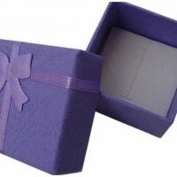 Darčeková krabička fialková