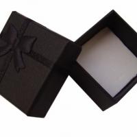 Darčeková krabička čierna