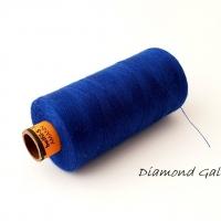 Polyesterová niť Amann - ASPO 120 - kráľovská modrá