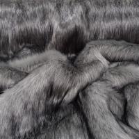 Kožušina umelá - Stell gray II - cena za 10 cm