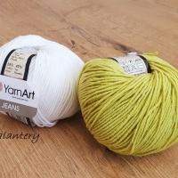 YarnArt - Jeans - 29 Svetlá olivová