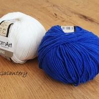 YarnArt - Jeans - 47 Kráľovská modrá