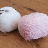 YarnArt - Jeans - 74 Pastelovo ružová