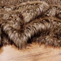 Luxusná umelá kožušina - Gold Lion - cena za 10 cm
