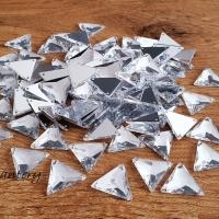 Našívacia aplikácia - 16 mm - Crystal