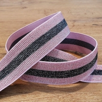 Guma 40 mm – Trblietavá - Ružovo šedá