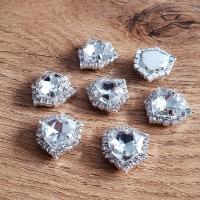 Našívacia aplikácia - 12 mm Hegaxon - Crystal