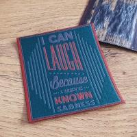 Nažehľovačka - I Can Laugh - 9 x 8 cm
