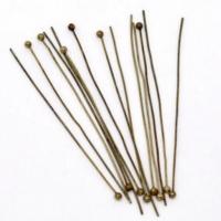 Nity bronzové 50 x 0,5 mm