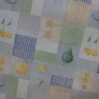 PVC obrus - Kvety