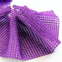 Kamienková stuha fialová - cena za 10 cm