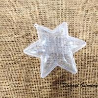 PVC tvarovka otvárateľná - Hviezda