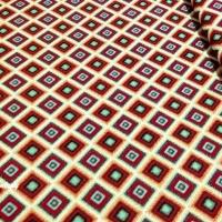 Dekoračná látka - vzor III - cena za 10 cm