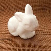 Polystyrénová tvarovka Zajačik 10 cm