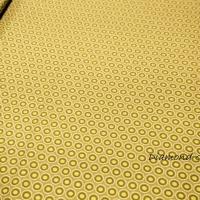 Bavlnená látka Art Gallery Fabrics - Oval Elements žltá - cena za 10 cm