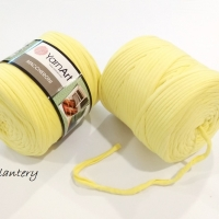 Yarn Art - Maccheroni - Svetlá žltá