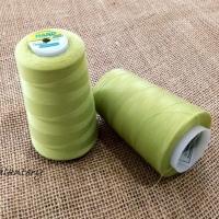 Polyesterová niť Hard - 5000 - Zelená oliva