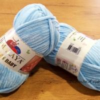 Dolphin Baby - 80306 - Svetlá modrá