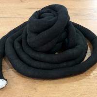 Marshmallow - Čierny - cena za 10 centimetrov