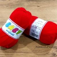 Baby Original - 11386 - červená
