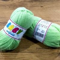 Baby Original - 21 - pastelová zelená