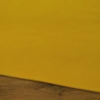Patent rebrovaný - žltý - cena za 10 centimetrov