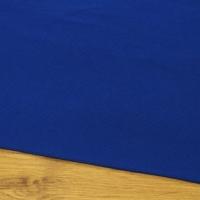 Patent rebrovaný - kráľovská modrá - cena za 10 centimetrov