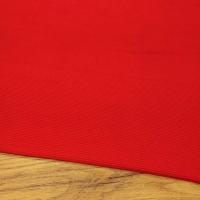 Patent rebrovaný - Červený - cena za 10 centimetrov