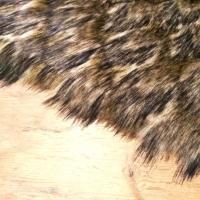 Umelá kožušina - Dust Wild - cena za 10 cm