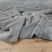 Kožušina poťahová - Šedá - cena za 10 centimetrov