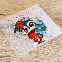 Nažehľovacia nálepka - Merry Christmas !