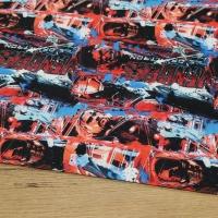 Teplákovina - Avangers - cena za 10 centimetrov