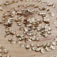 Flitre okrúhle - zlaté - 10 gramov