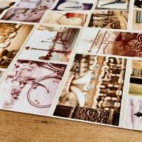 Bavlna režná - Digitálna tlač - Paris