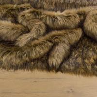 Kožušina umelá - Lev V -  cena za 10 cm