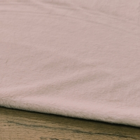 Kožušina poťahová - Ružová - cena za 10 centimetrov